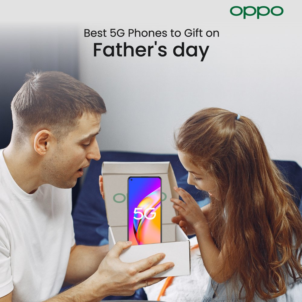 Best 5g Phones to Gift Your Dad for Father's day?