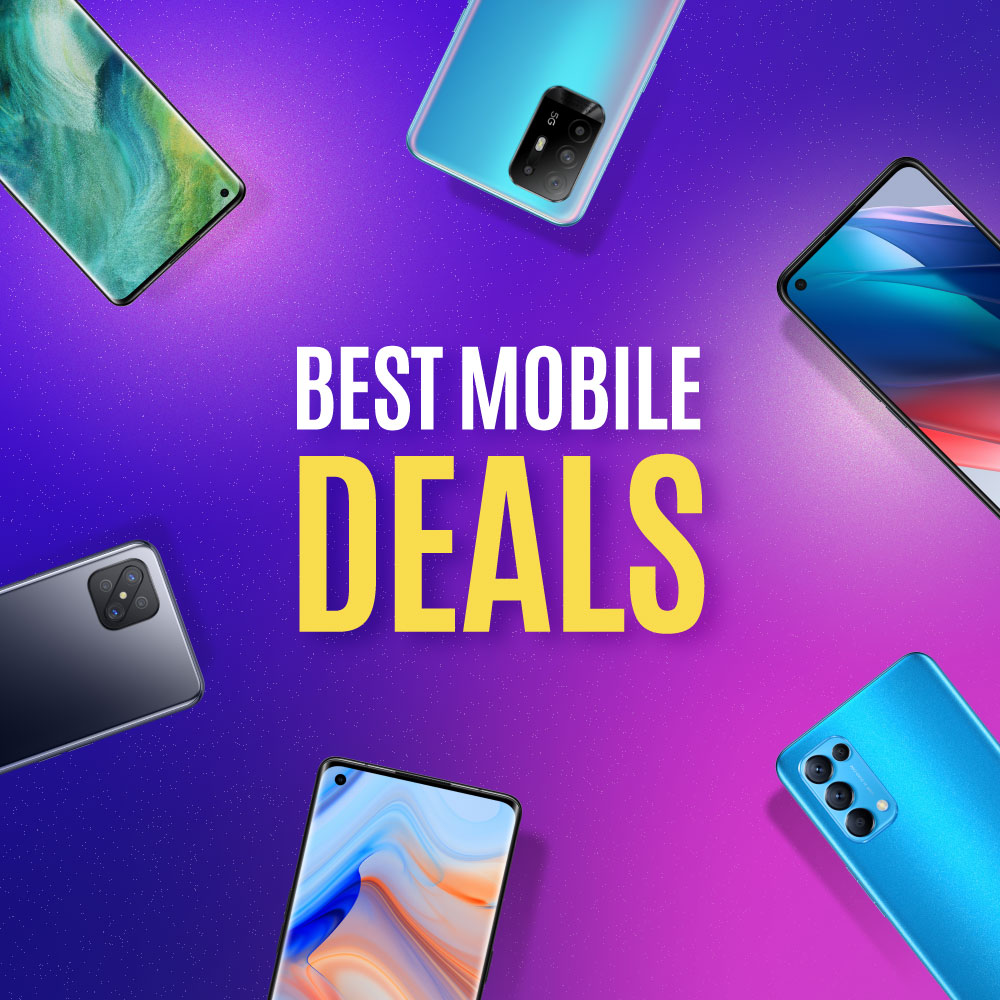 The Best Three Mobile Deals in UK 2021