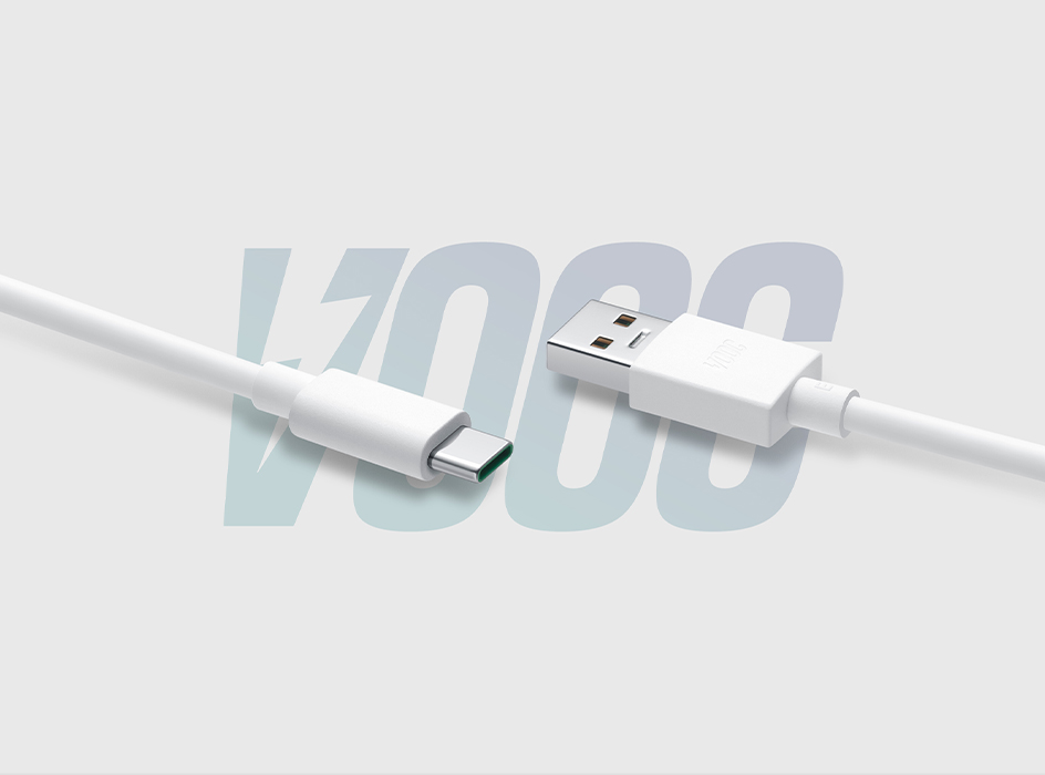 VOOC Type-C Cable Banner